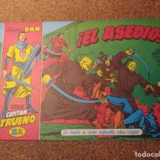 Tebeos: COMIC DEL CAPITAN TRUENO COLECCION DAN EN EL ASEDIO Nº 29. Lote 224364990