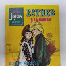 Tebeos: SUPER JOYAS FEMENINAS - ESTHER Y SU MUNDO, Nº 6 - 2ª EDICIÓN, ED. BRUGUERA, 1981. Lote 224367795