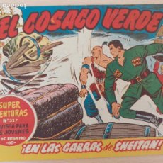 Tebeos: EL COSACO VERDE Nº 16. ORIGINAL. BRUGUERA. Lote 224513000