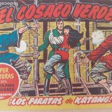 Tebeos: EL COSACO VERDE Nº 32. ORIGINAL. BRUGUERA. Lote 224513722
