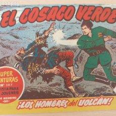 Tebeos: EL COSACO VERDE Nº 36. ORIGINAL. BRUGUERA. Lote 224513788