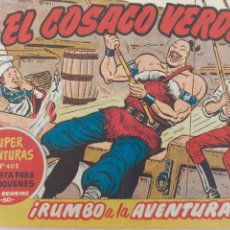Tebeos: EL COSACO VERDE Nº 41. ORIGINAL. BRUGUERA. Lote 224514320