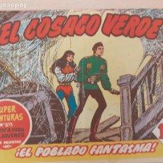 Tebeos: EL COSACO VERDE Nº 78. ORIGINAL. BRUGUERA. Lote 224515147