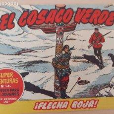 BDs: EL COSACO VERDE Nº 89. ORIGINAL. BRUGUERA. Lote 224515401