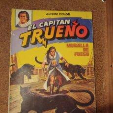 Tebeos: COMIC DEL CAPITAN TRUENO EN MURALLA DE FUEGO DEL AÑO 1980 Nº 8. Lote 224563898