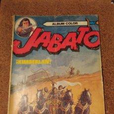Tebeos: COMIC DE JABATO EN KIMBERLAN DEL AÑO 1980 Nº 4. Lote 224564498