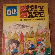 Tebeos: COMIC DE OLE ZIPI Y ZAPE EN LOS ANGELITOS DE DON PANTUFLO DEL AÑO 1978 Nº 75. Lote 224579043