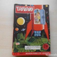 BDs: LOTE DE TIOVIVO 2ª EPOCA. Lote 224631757