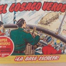 BDs: EL COSACO VERDE Nº 93. ORIGINAL. BRUGUERA. Lote 224635581