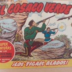 Tebeos: EL COSACO VERDE Nº 101. ORIGINAL. BRUGUERA. Lote 224636340