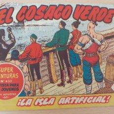 Tebeos: EL COSACO VERDE Nº 118. ORIGINAL. BRUGUERA. Lote 224637810