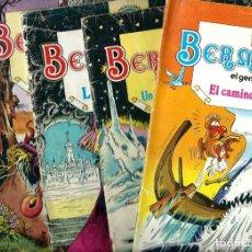 Tebeos: BERMUDILLO EL GENIO DEL HATILLO Nº 1 2 3 4 5 6, COLECCION COMPLETA - BRUGUERA 1982 1ª EDICION, BRAVO. Lote 224658630