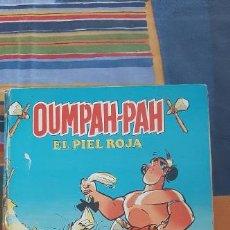 Tebeos: OUMPAH-PAH EL PIEL ROJA - RETAPADO EDITORIAL 1 A 5. Lote 224815666