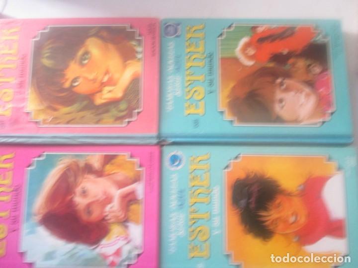 ESTHER -LOTE DE 12 VOLUMENES -VER DESCRIPCION Y FOTOS (Tebeos y Comics - Bruguera - Esther)