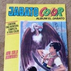 Tebeos: JABATO COLOR ALBUM Nº 29 (BRUGUERA 1ª EDICION 1972). Lote 225024785