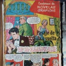 Tebeos: SISSI. PASAJE DE IDA Y VUELTA. Lote 225138532