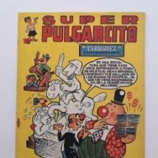 Tebeos: SUPER PULGARCITO NÚMERO 19. GORDITO RELLENO, PEÑARROYA. EDITORIAL BRUGUERA. Lote 225173593