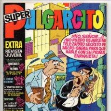 Tebeos: SUPER PULGARCITO Nº 2 (BRUGUERA 1970). Lote 225195746