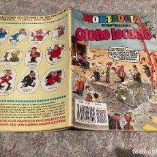 Tebeos: MORTADELO ESPECIAL- Nº 144 -ESPECIAL OTOÑO LOCUELO-HERMANN-JUAN BOIX-EDITORIAL BRUGUERA 1982. Lote 225313821