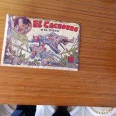 Tebeos: EL CACHORRO Nº 98 EDITA BRUGUERA. Lote 225329633