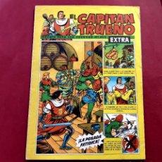 Tebeos: EL CAPITAN TRUENO EXTRA Nº 1 -ORIGINAL-VER FOTOS Y DESCRIPCION. Lote 225333180