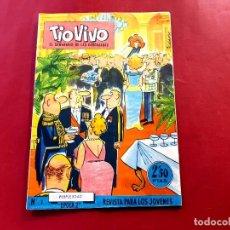 Tebeos: TIO VIVO Nº 1 -ÉPOCA 2ª. EDITORIAL BRUGUERA. Lote 225345641