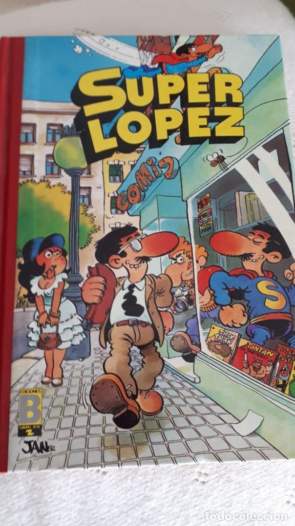 SUPER LOPEZ SUPER HUMOR 1 (Tebeos y Comics - Bruguera - Super Humor)