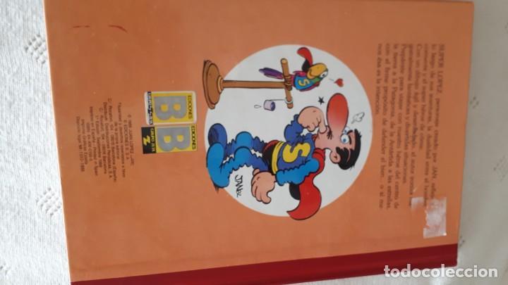 Tebeos: SUPER LOPEZ SUPER HUMOR 1 - Foto 3 - 225391820
