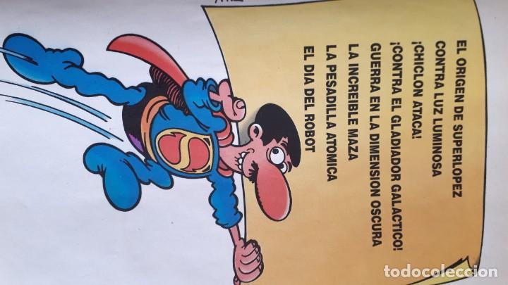 Tebeos: SUPER LOPEZ SUPER HUMOR 1 - Foto 4 - 225391820