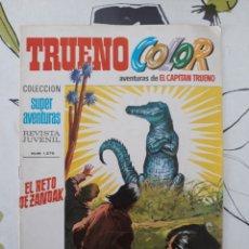 Tebeos: TRUENO COLOR AÑO II N. 78 EL RETO DE ZANDAK. Lote 225511160