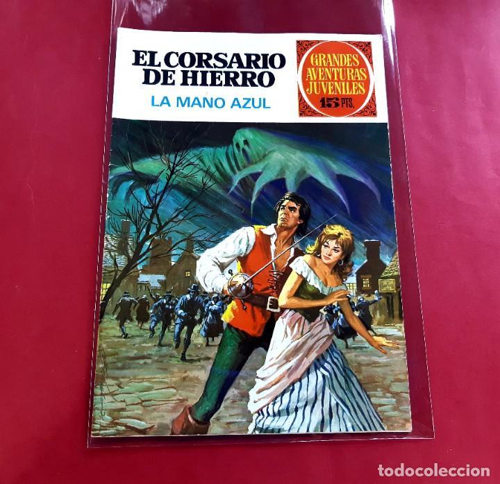 EL CORSARIO DE HIERRO Nº 1 - PRIMERA EDICION -1971 -( 15 PTAS) -IMPECABLE ESTADO (Tebeos y Comics - Bruguera - Corsario de Hierro)