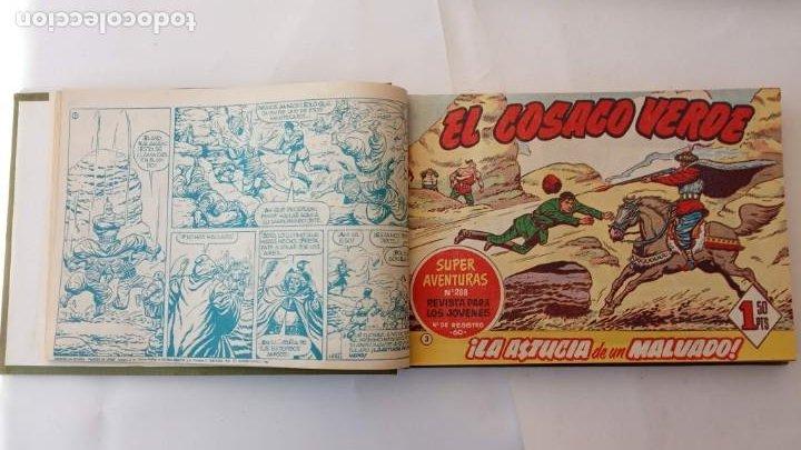 Tebeos: EL COSACO VERDE ORIGINAL 1 AL 70 - 1960 BRUGUERA, VER TODAS LAS PORTADAS - Foto 8 - 225888498