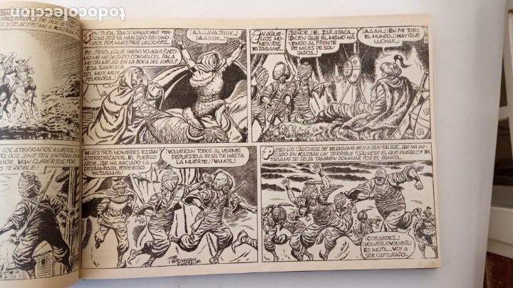 Tebeos: EL COSACO VERDE ORIGINAL 1 AL 70 - 1960 BRUGUERA, VER TODAS LAS PORTADAS - Foto 11 - 225888498