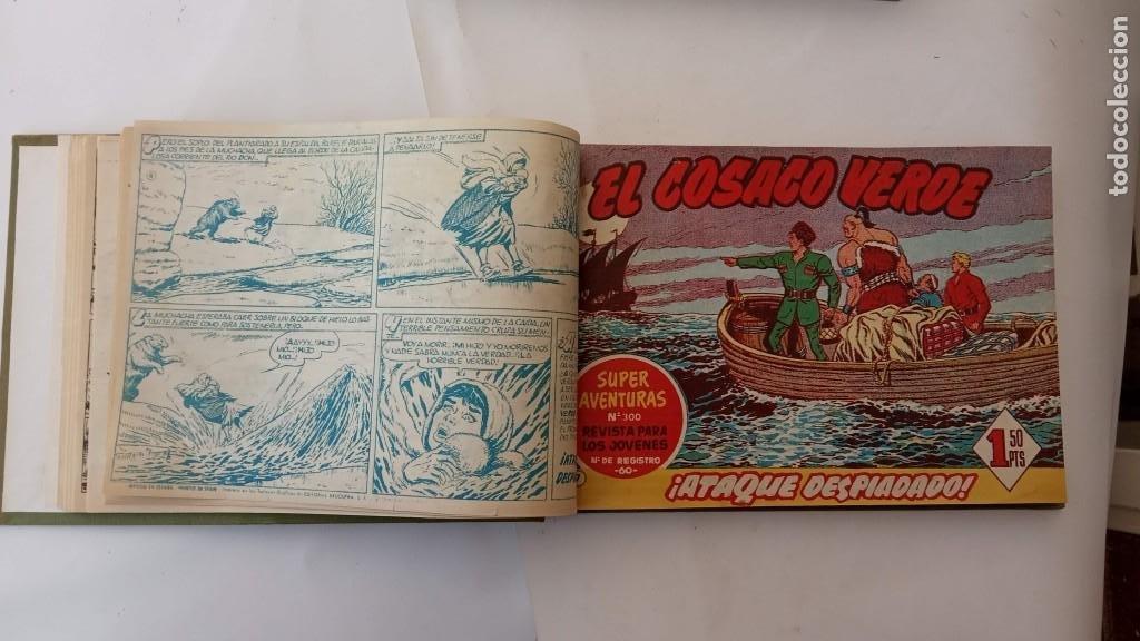 Tebeos: EL COSACO VERDE ORIGINAL 1 AL 70 - 1960 BRUGUERA, VER TODAS LAS PORTADAS - Foto 13 - 225888498