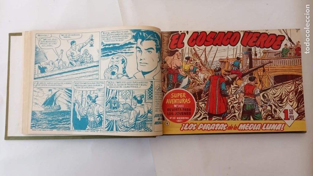 Tebeos: EL COSACO VERDE ORIGINAL 1 AL 70 - 1960 BRUGUERA, VER TODAS LAS PORTADAS - Foto 14 - 225888498