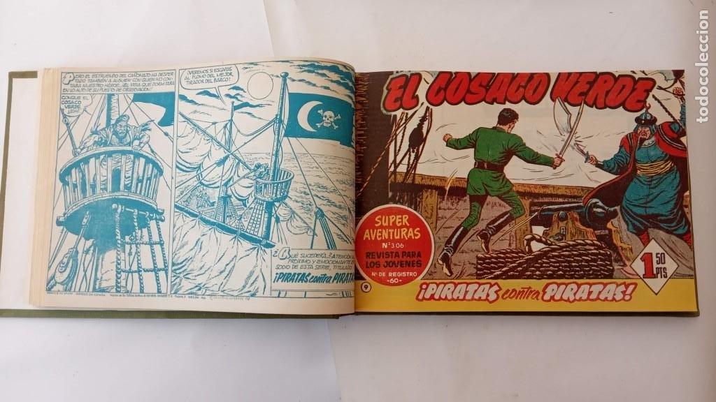 Tebeos: EL COSACO VERDE ORIGINAL 1 AL 70 - 1960 BRUGUERA, VER TODAS LAS PORTADAS - Foto 15 - 225888498