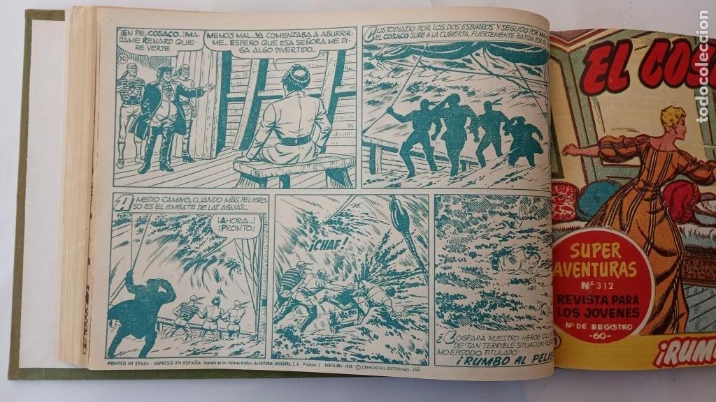 Tebeos: EL COSACO VERDE ORIGINAL 1 AL 70 - 1960 BRUGUERA, VER TODAS LAS PORTADAS - Foto 18 - 225888498