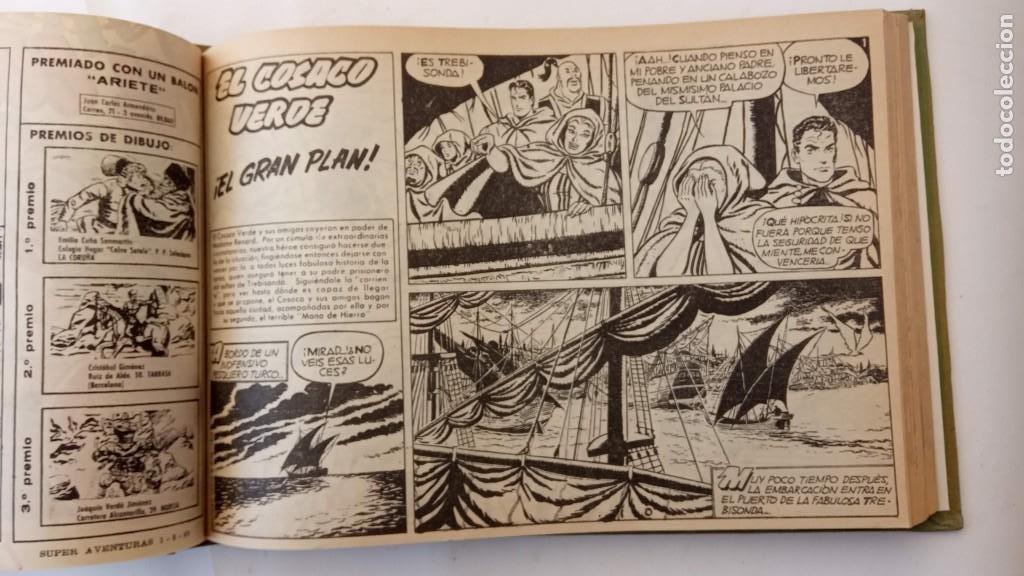 Tebeos: EL COSACO VERDE ORIGINAL 1 AL 70 - 1960 BRUGUERA, VER TODAS LAS PORTADAS - Foto 22 - 225888498