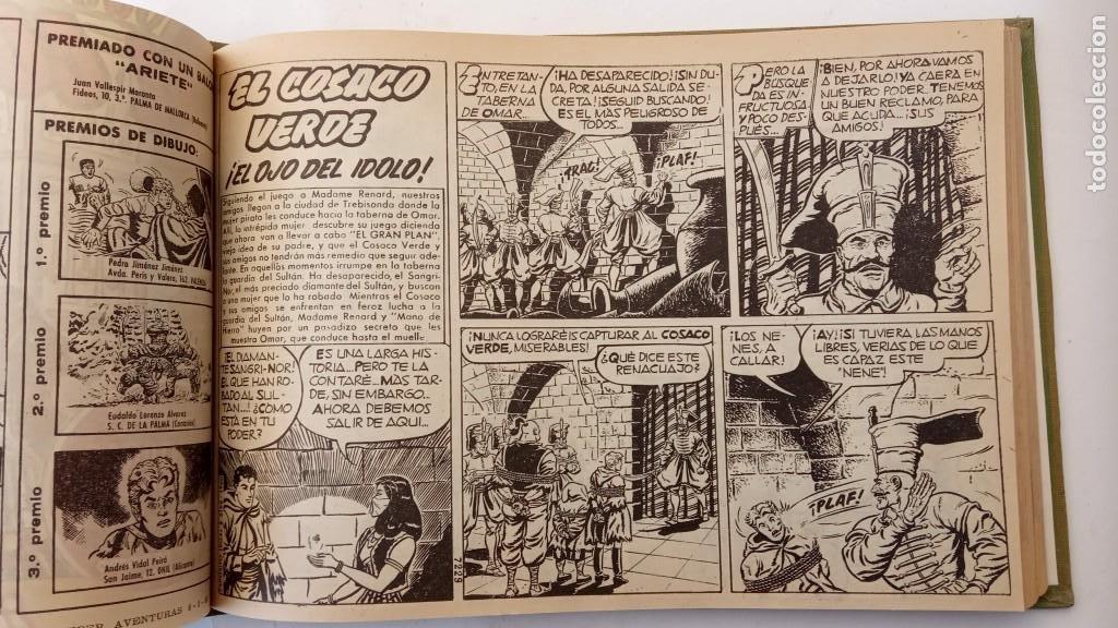 Tebeos: EL COSACO VERDE ORIGINAL 1 AL 70 - 1960 BRUGUERA, VER TODAS LAS PORTADAS - Foto 26 - 225888498