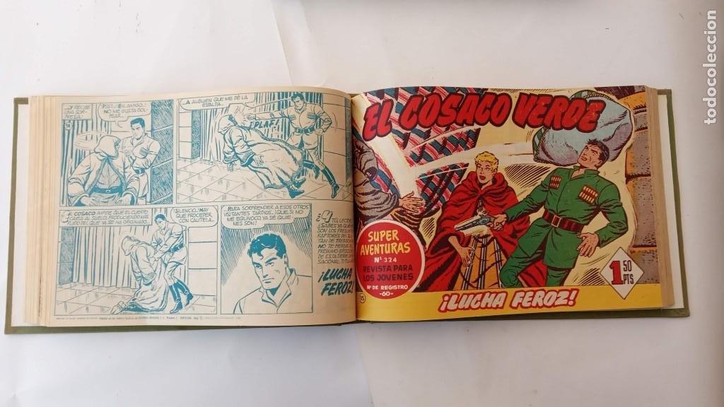 Tebeos: EL COSACO VERDE ORIGINAL 1 AL 70 - 1960 BRUGUERA, VER TODAS LAS PORTADAS - Foto 28 - 225888498