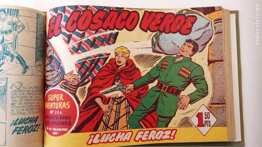 Tebeos: EL COSACO VERDE ORIGINAL 1 AL 70 - 1960 BRUGUERA, VER TODAS LAS PORTADAS - Foto 29 - 225888498
