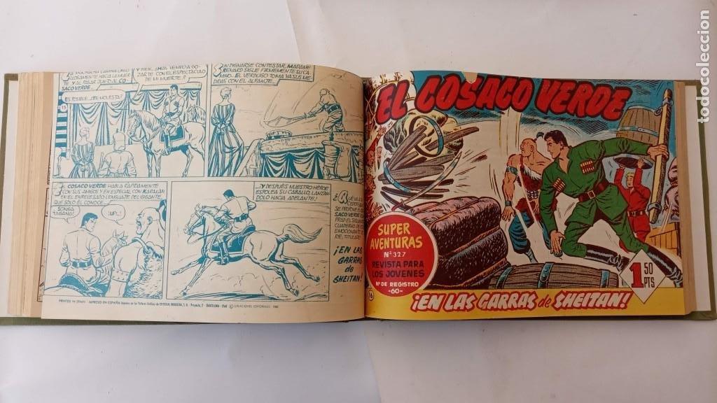 Tebeos: EL COSACO VERDE ORIGINAL 1 AL 70 - 1960 BRUGUERA, VER TODAS LAS PORTADAS - Foto 31 - 225888498