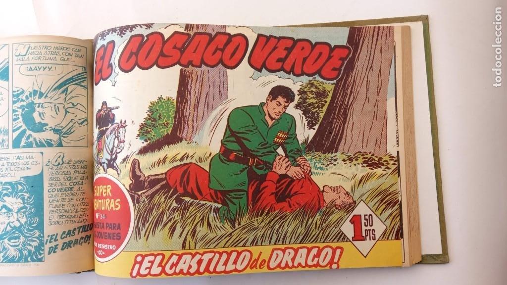 Tebeos: EL COSACO VERDE ORIGINAL 1 AL 70 - 1960 BRUGUERA, VER TODAS LAS PORTADAS - Foto 45 - 225888498