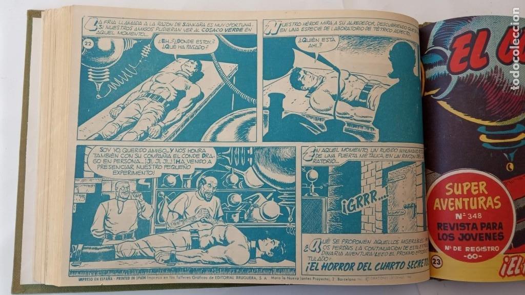 Tebeos: EL COSACO VERDE ORIGINAL 1 AL 70 - 1960 BRUGUERA, VER TODAS LAS PORTADAS - Foto 46 - 225888498