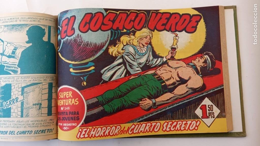 Tebeos: EL COSACO VERDE ORIGINAL 1 AL 70 - 1960 BRUGUERA, VER TODAS LAS PORTADAS - Foto 47 - 225888498