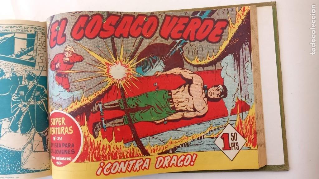 Tebeos: EL COSACO VERDE ORIGINAL 1 AL 70 - 1960 BRUGUERA, VER TODAS LAS PORTADAS - Foto 50 - 225888498