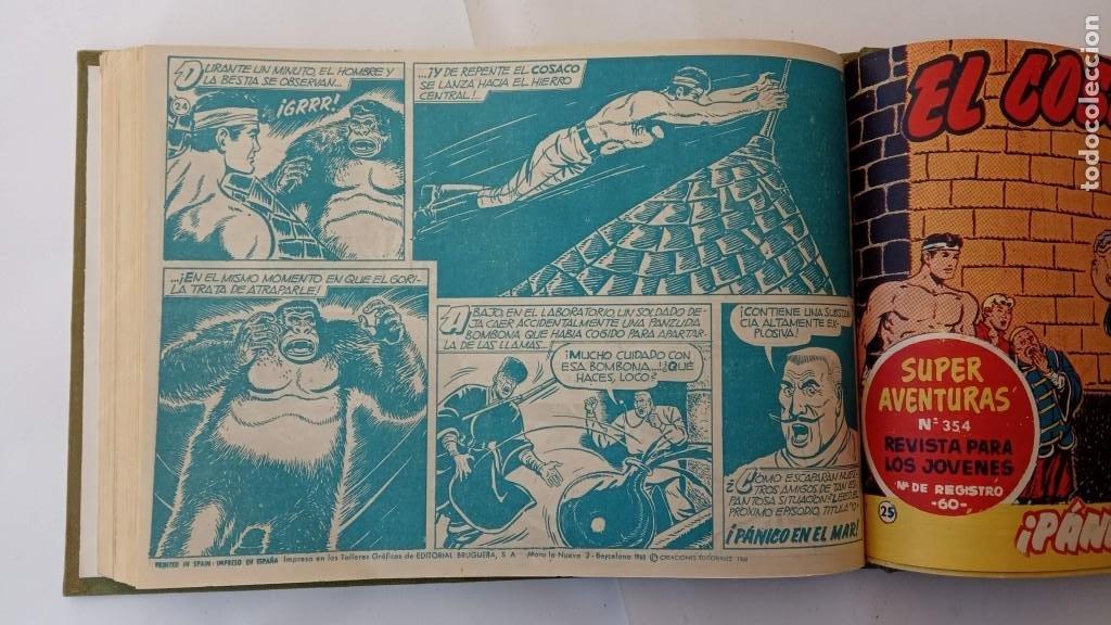 Tebeos: EL COSACO VERDE ORIGINAL 1 AL 70 - 1960 BRUGUERA, VER TODAS LAS PORTADAS - Foto 51 - 225888498