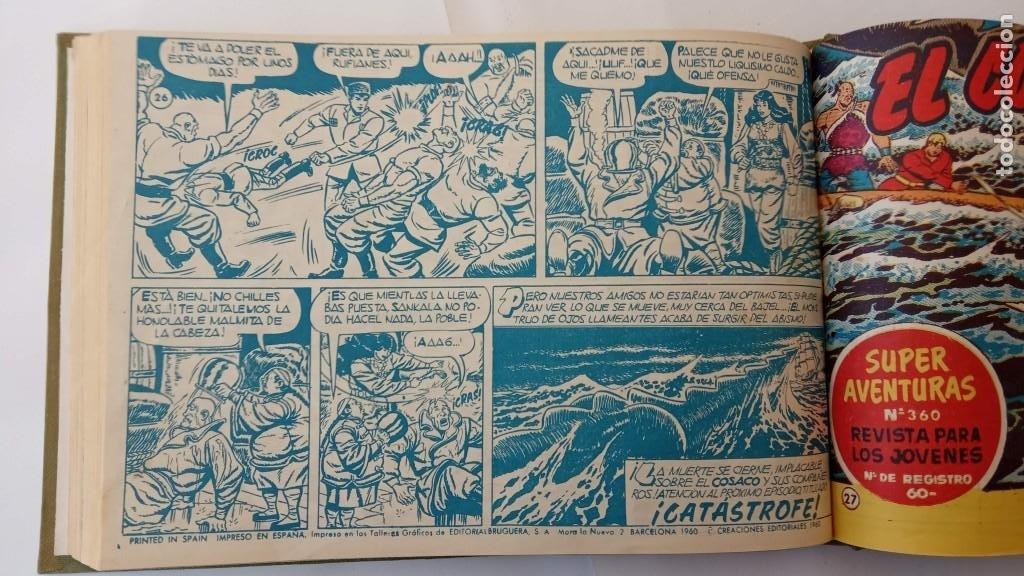 Tebeos: EL COSACO VERDE ORIGINAL 1 AL 70 - 1960 BRUGUERA, VER TODAS LAS PORTADAS - Foto 55 - 225888498