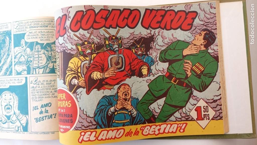 Tebeos: EL COSACO VERDE ORIGINAL 1 AL 70 - 1960 BRUGUERA, VER TODAS LAS PORTADAS - Foto 58 - 225888498