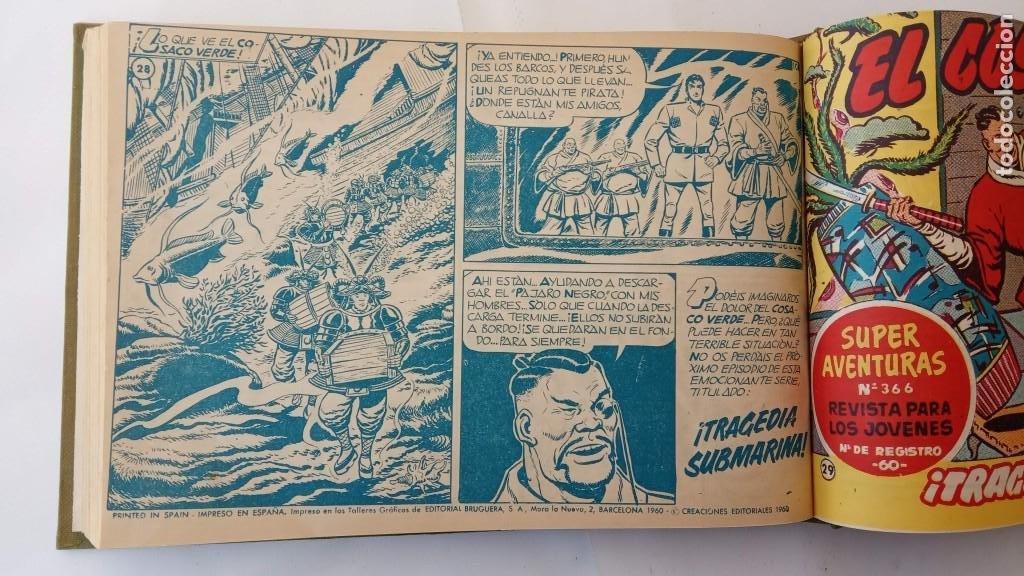 Tebeos: EL COSACO VERDE ORIGINAL 1 AL 70 - 1960 BRUGUERA, VER TODAS LAS PORTADAS - Foto 59 - 225888498